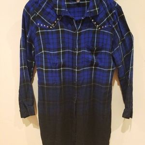 Rock republic flannel
